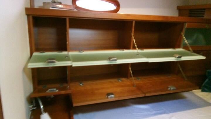 Ahoy Guest!  Cabin nr. 2