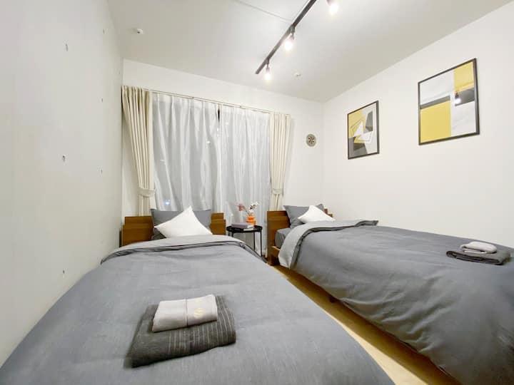 nestay apartment tokyo nippori 401