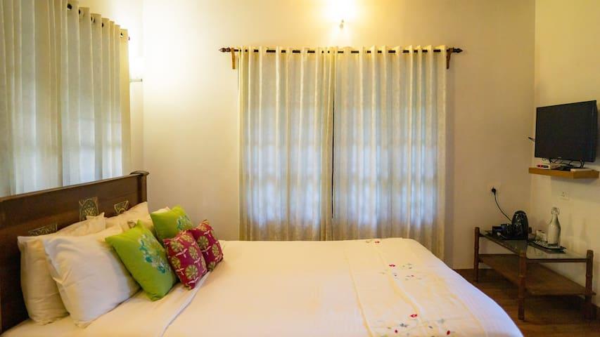 Garden Villa - Bedroom