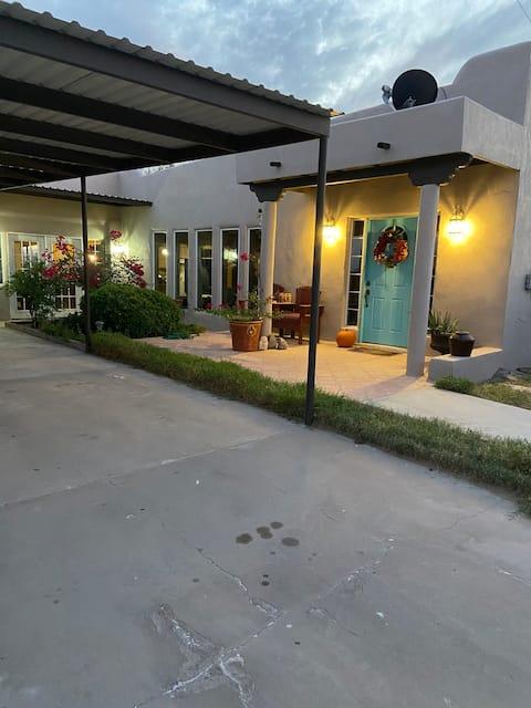 Beautiful Adobe Santa Fe Style Home!!