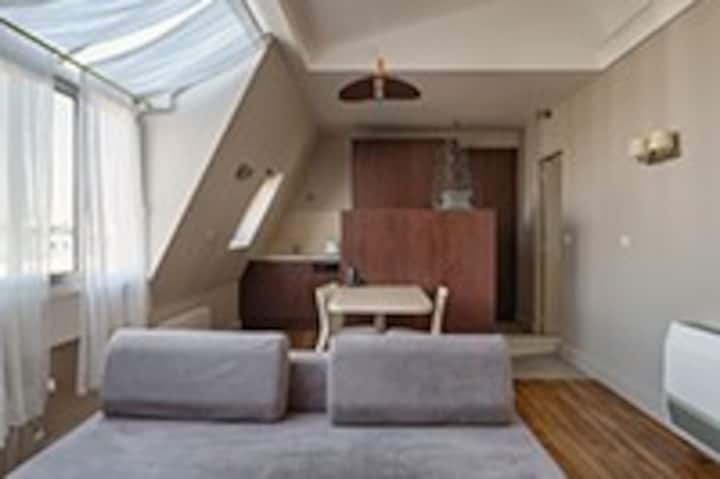 Beautiful one bedroom at Place Pereire, Paris 17