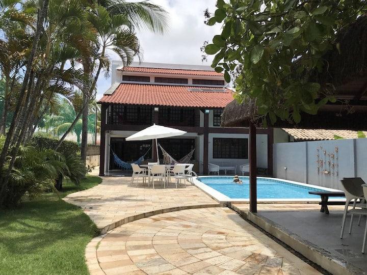Excelente casa na maravilhosa Praia de Serrambi-PE