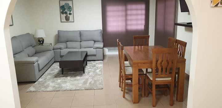 Fantástico Apartamento de tres habitaciones