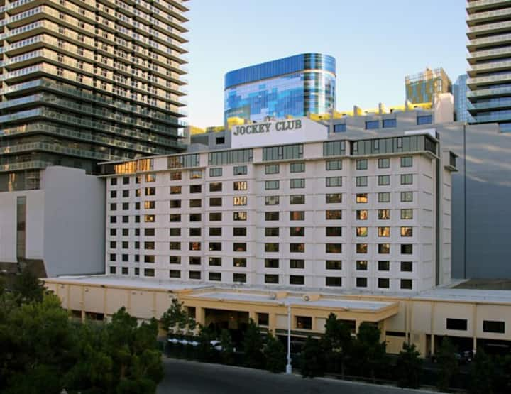 AT the HEART of The STRIP , weekly stay discount