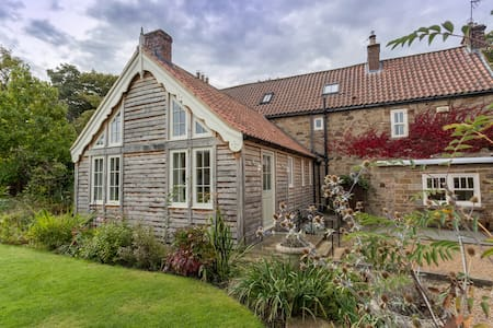 *The Vicarage Annexe, Carlton, North Yorks 1BR S/C