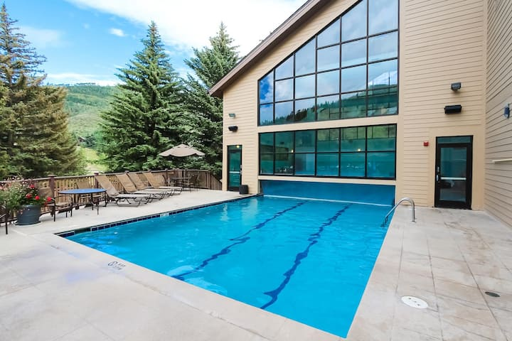 Streamside at Aspen 1BR Condo Vail Colorado