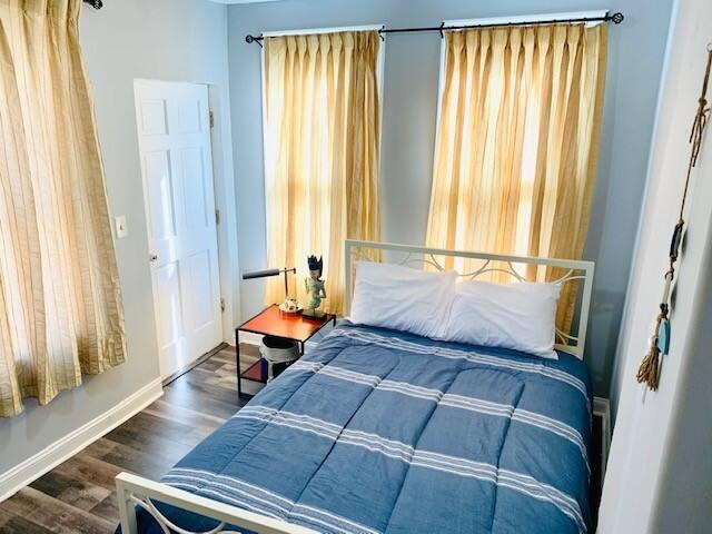 3rd bedroom of 4 bedrooms - Queen size bed
