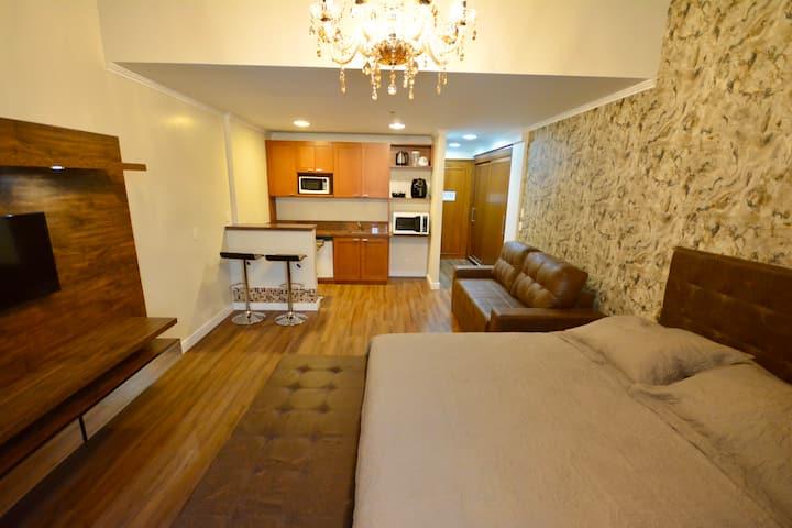 Flat Alpenhaus Gramado