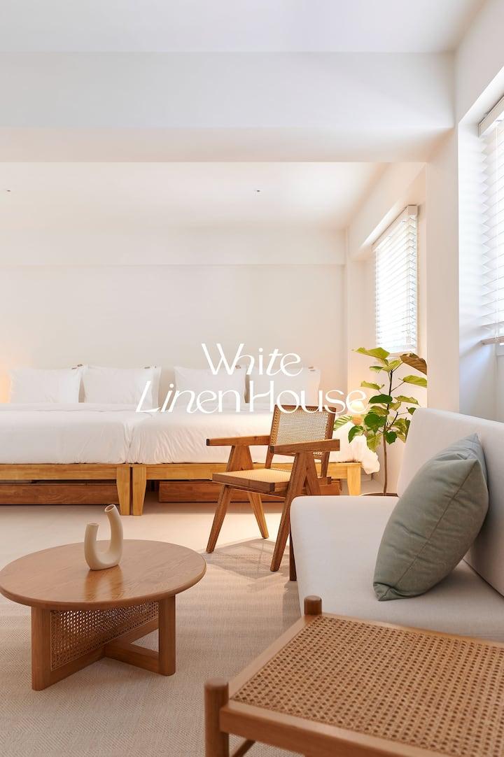 White Linen House #2 화이트 린넨 하우스