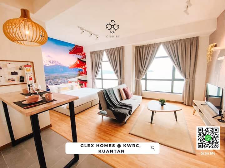 Glex Homes Studio Suite @ Kuantan Pahang