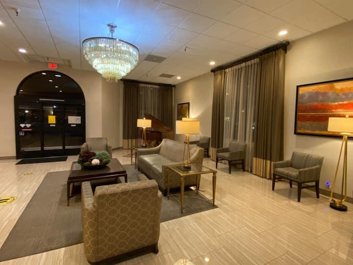 標準酒店双床房 QQ7
