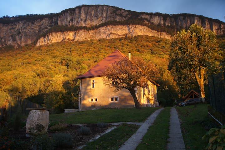 La maison de Rochebois