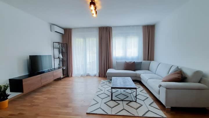 New Two-Bedroom Apartment at Ljubovic Hill