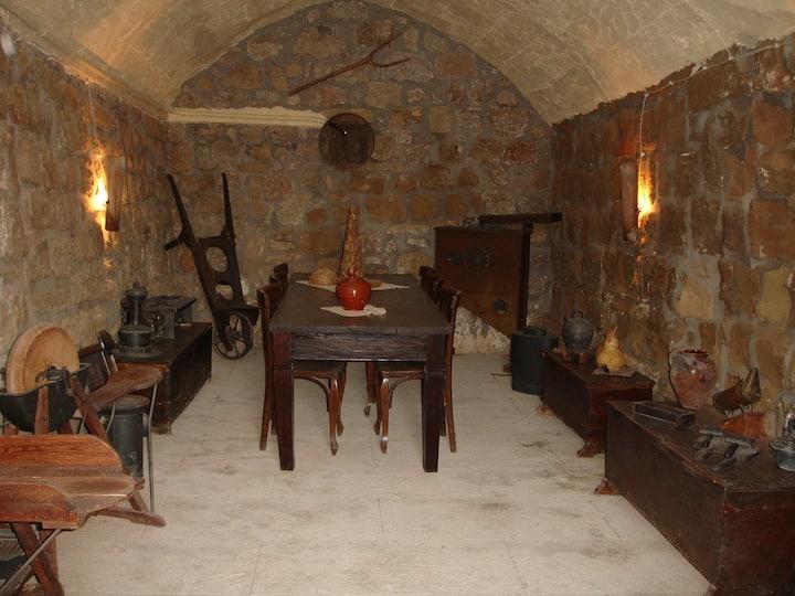 Agroturisme, masia del segle XVIII (5 persones)
