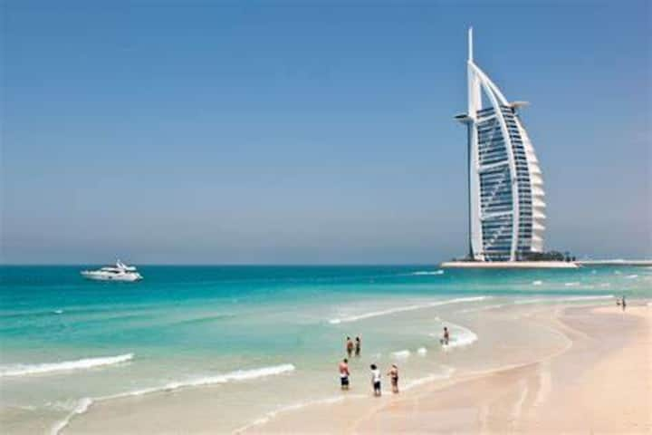 New 4 Star Hotel In Jumeirah-Near Beach