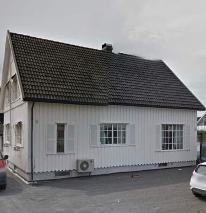 Ny og sentral leilighet i Sandefjord