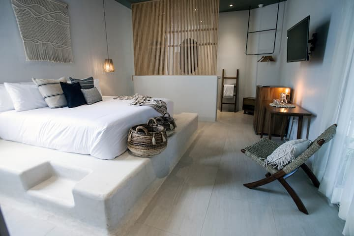 Agua de Luna Design Hotel- Suite Master para 2