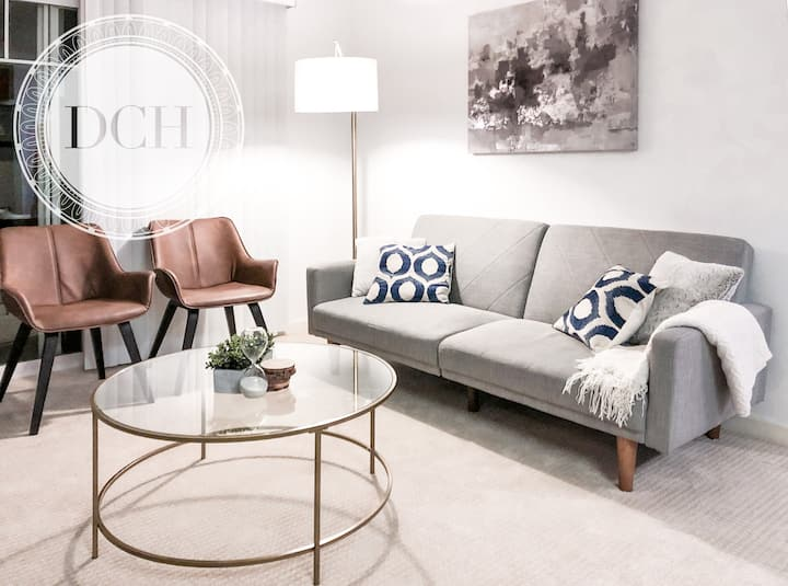 DCH: Clean & Relaxing 2 Bedroom 2 Full Bath Oasis