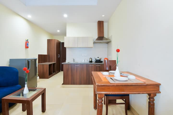 Studio apartment near medanta medicity hospital