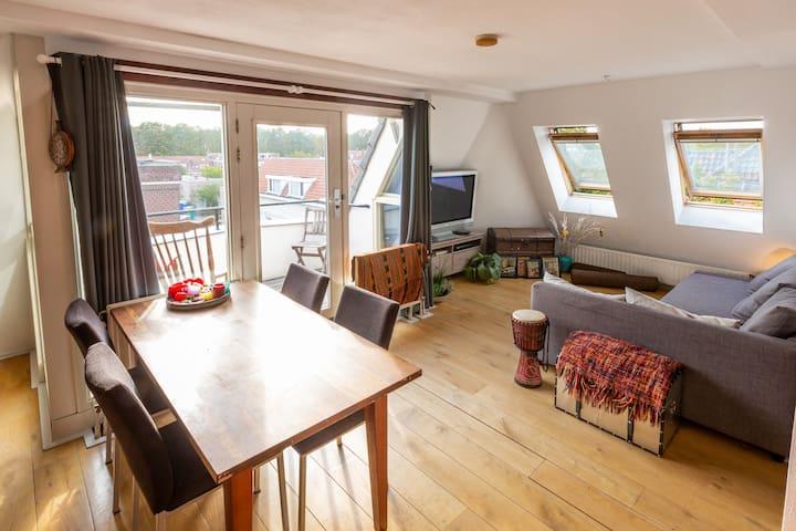 Fijn en knus appartement in hartje Den Bosch
