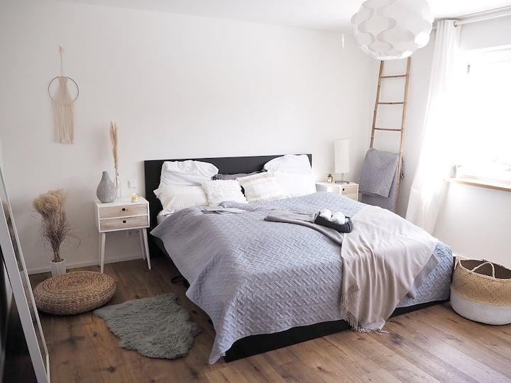 Lakeloft-Apartment-2 Schlafzimmer,Seeblick,Garten