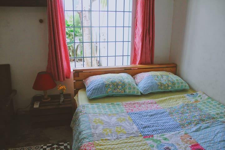 Bedroom #3 - Twin bed - 2 people