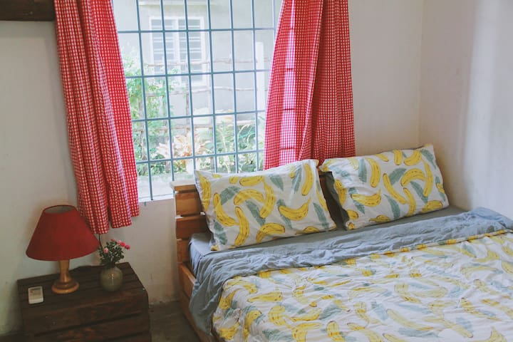 Bedroom #1 - Twin bed - 2 people