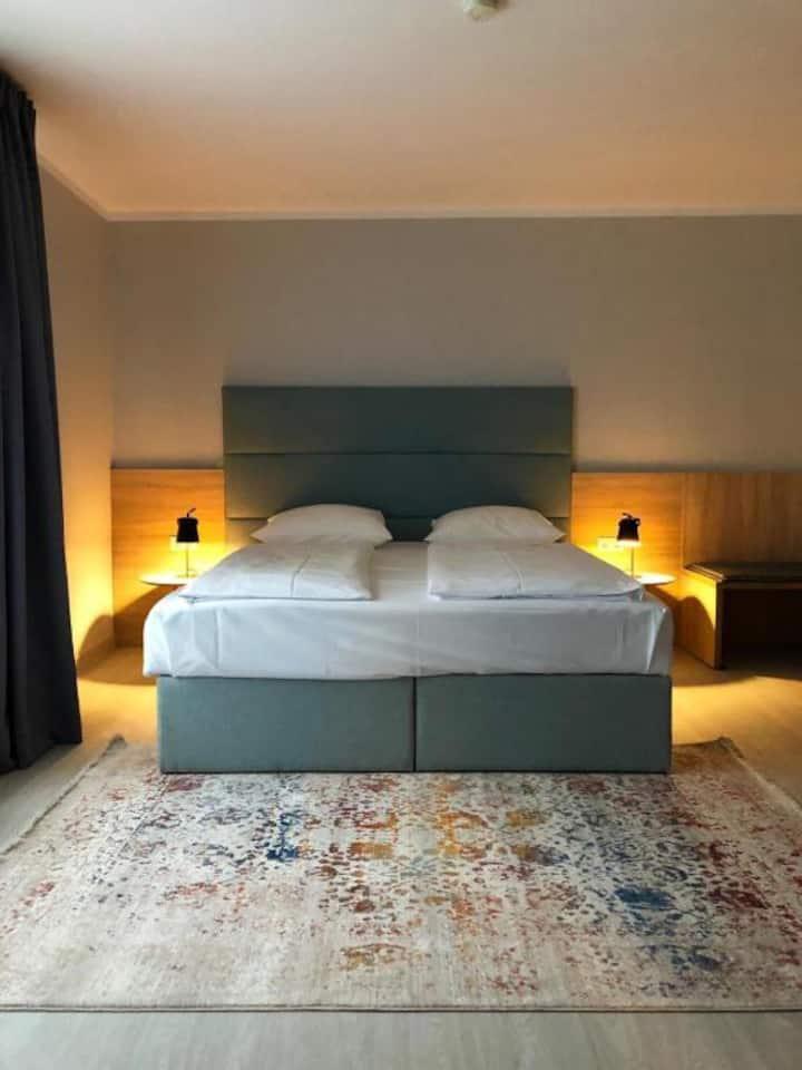 Stylisch und komfortabel in Karlsruhe (Arthotel)