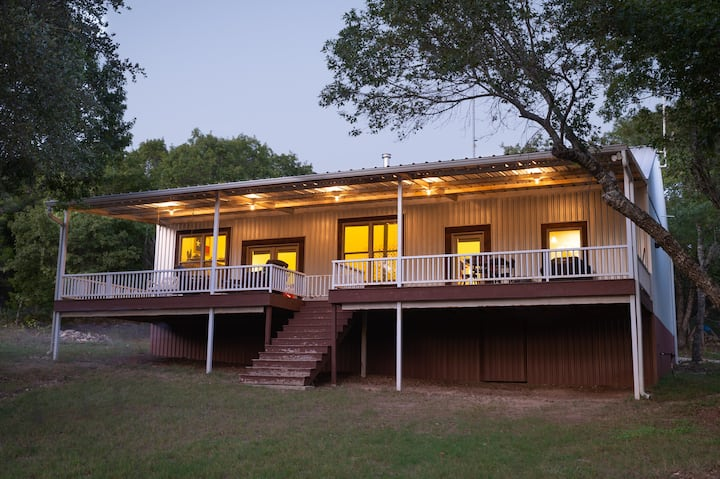 The Hayden House, Private Cabin on 3 Acres