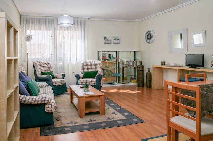 Alojamiento en el centro de Arévalo