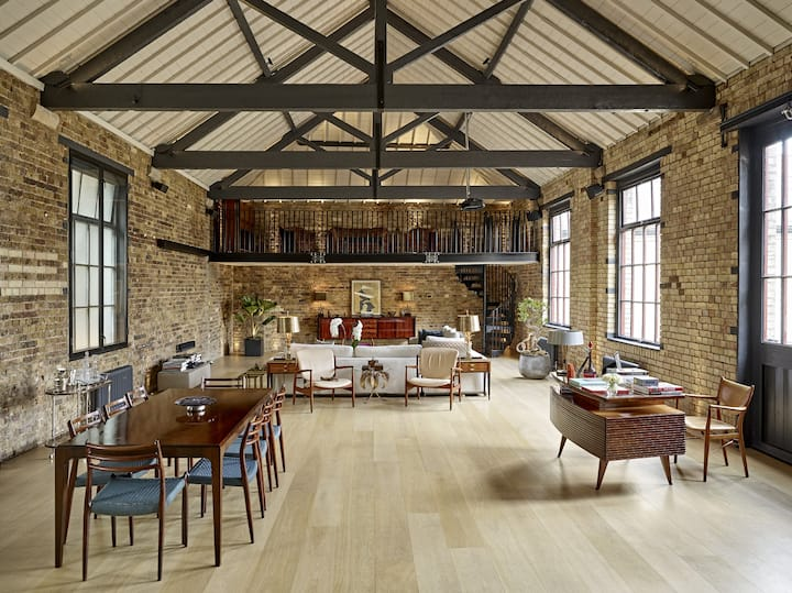 Victorian Luxury Loft in Clerkenwell