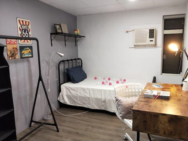 【禁菸】新北市三重舒適優質單人套房
