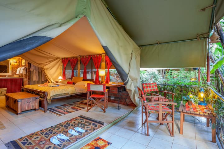 Nature Lovers 3 - Tent Chui