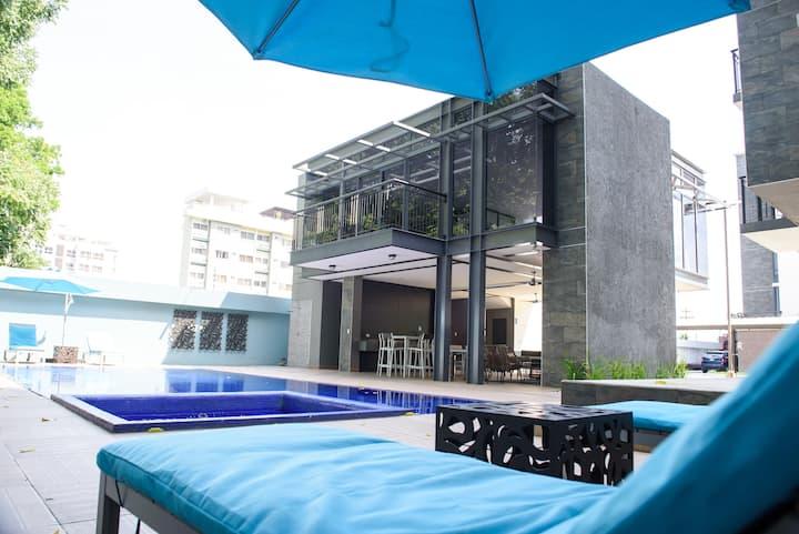 SPS Moderno Apt 1 habitacion- Mejor zona- Balcon