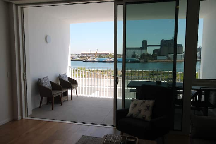 Newcastle Harbour Front Views