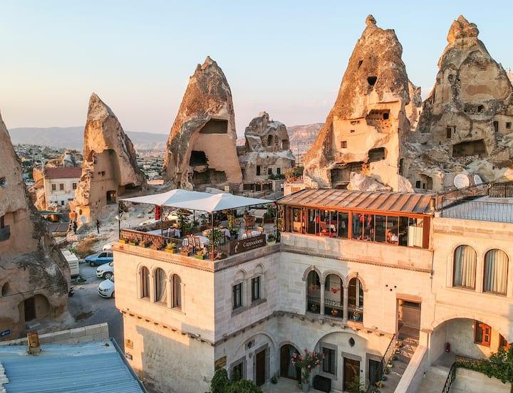 Cappadocia Cave Land Deluxe Double Room 1
