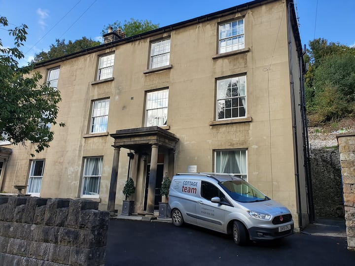 Derwent View - Abraham Apartment, Matlock Bath