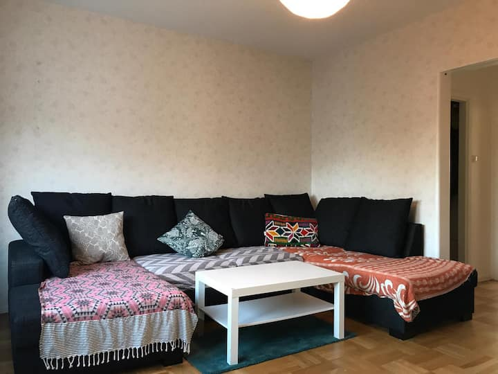 Nice and cosy apartment in city, Gothenburg