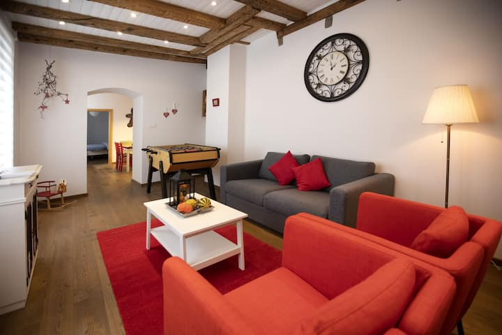 Cozy apartment Historical Center Colmar