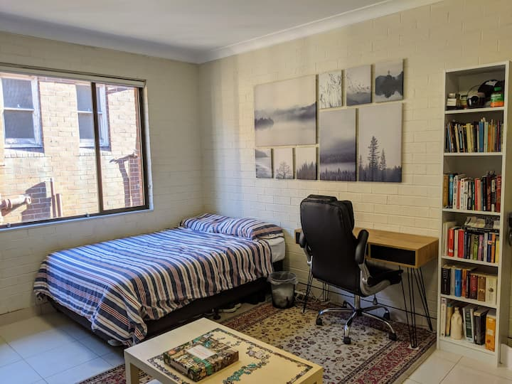 Modern Studio Apartment near Bondi and Sydney CBD