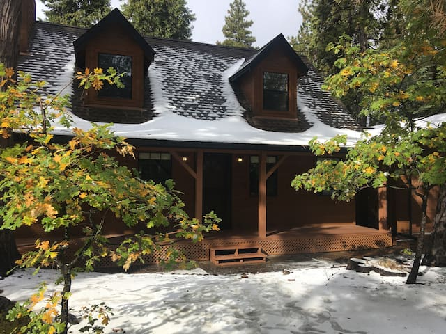 New spacious MtnHouse - hot tub & movie/game room