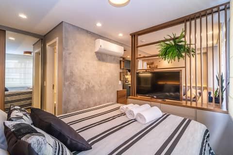 Luxury Studio in Cidade Baixa