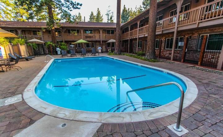 ❤️ Top Rated Resort *The Lodge at Lake Tahoe* #1