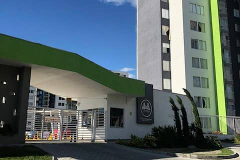 Apartamento Armenia a 15 min del Parque del Café