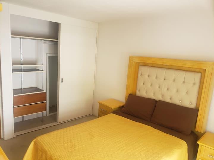 Habitaciones en privada. Nápoles, cerca del WTC.