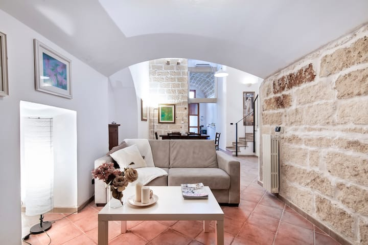 Longobardi Old Town Apartment