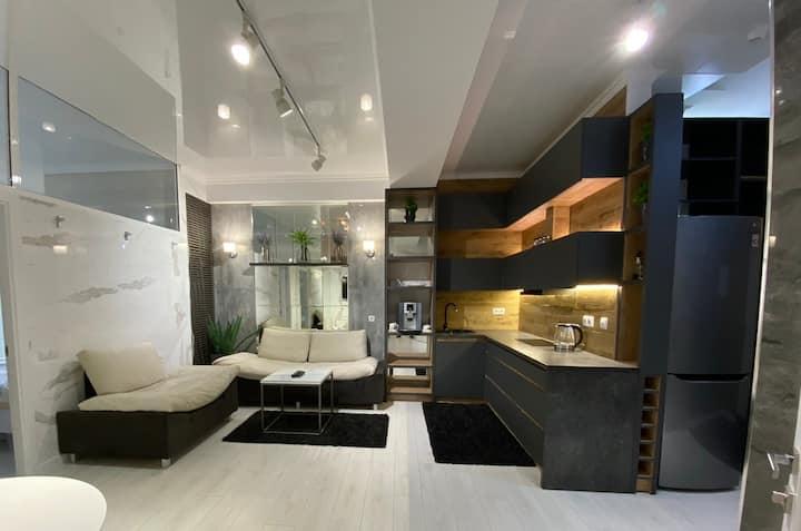 Lux apartament in the center of Chisinau