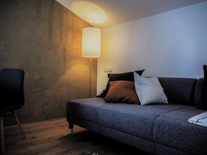 Schneckenhaus - Apartement Nerinea West - 43 m²