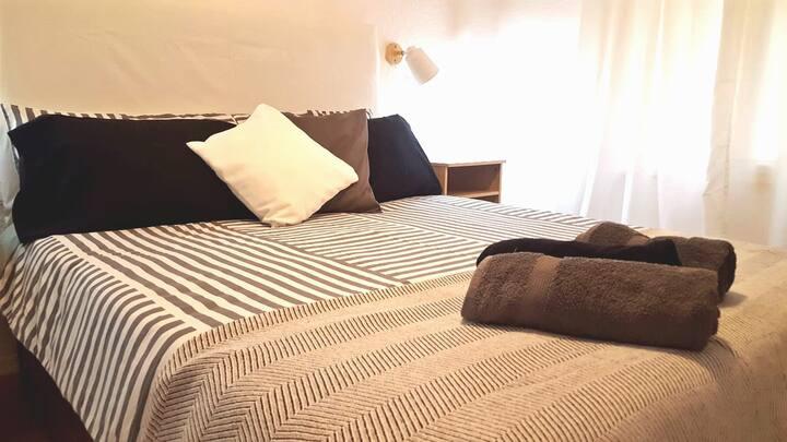 Habitacion doble Centro de Valencia - Double Room