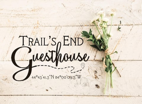 Trail's End Guesthouse- Woodland Retreat